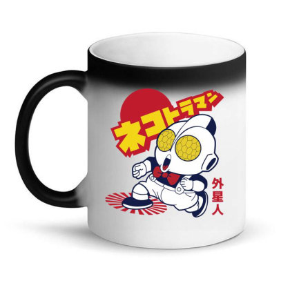 Nekotoroman Dr Slump Magic Mug Designed By Paísdelasmáquinas