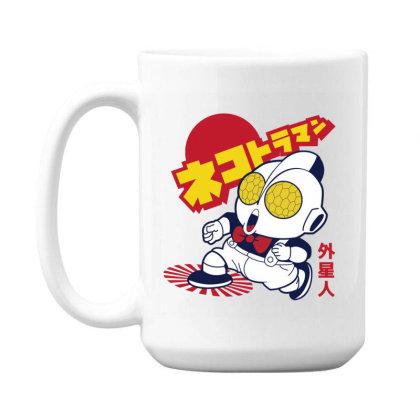 Nekotoroman Dr Slump 15 Oz Coffe Mug Designed By Paísdelasmáquinas