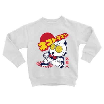 Nekotoroman Dr Slump Toddler Sweatshirt Designed By Paísdelasmáquinas