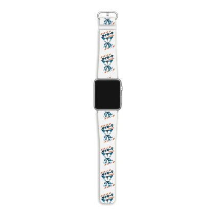Kurochan Miku Apple Watch Band Designed By Paísdelasmáquinas