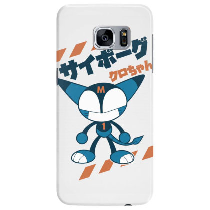 Kurochan Miku Samsung Galaxy S7 Edge Case Designed By Paísdelasmáquinas