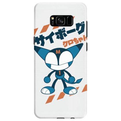 Kurochan Miku Samsung Galaxy S8 Case Designed By Paísdelasmáquinas