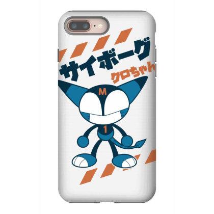 Kurochan Miku Iphone 8 Plus Case Designed By Paísdelasmáquinas
