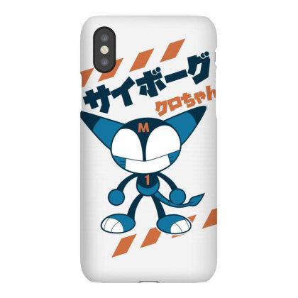 Kurochan Miku Iphonex Case Designed By Paísdelasmáquinas
