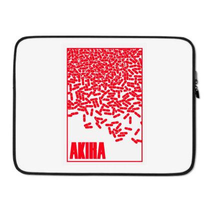 Akira Pills Laptop Sleeve Designed By Paísdelasmáquinas
