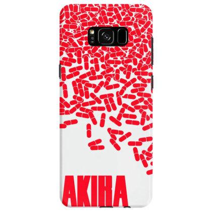 Akira Pills Samsung Galaxy S8 Case Designed By Paísdelasmáquinas