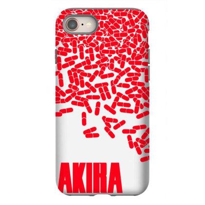 Akira Pills Iphone 8 Case Designed By Paísdelasmáquinas
