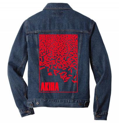 Akira Pills Men Denim Jacket Designed By Paísdelasmáquinas