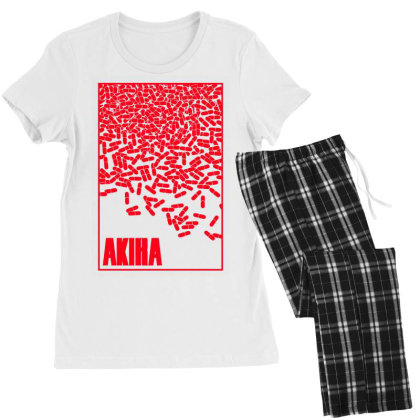 Akira Pills Women's Pajamas Set Designed By Paísdelasmáquinas