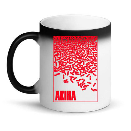 Akira Pills Magic Mug Designed By Paísdelasmáquinas