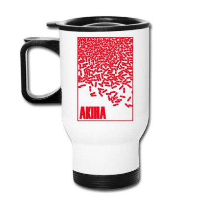 Akira Pills Travel Mug Designed By Paísdelasmáquinas