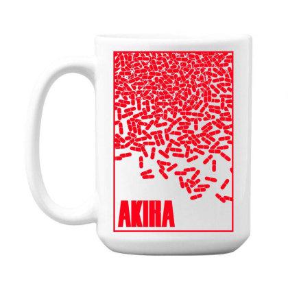 Akira Pills 15 Oz Coffe Mug Designed By Paísdelasmáquinas