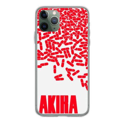 Akira Pills Iphone 11 Pro Case Designed By Paísdelasmáquinas