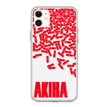 Akira Pills Iphone 11 Case Designed By Paísdelasmáquinas