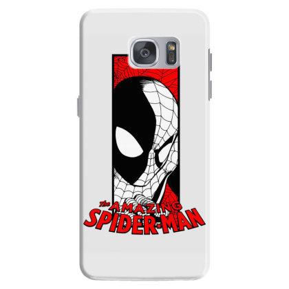 Spiderman Samsung Galaxy S7 Case Designed By Paísdelasmáquinas