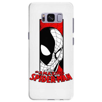 Spiderman Samsung Galaxy S8 Plus Case Designed By Paísdelasmáquinas