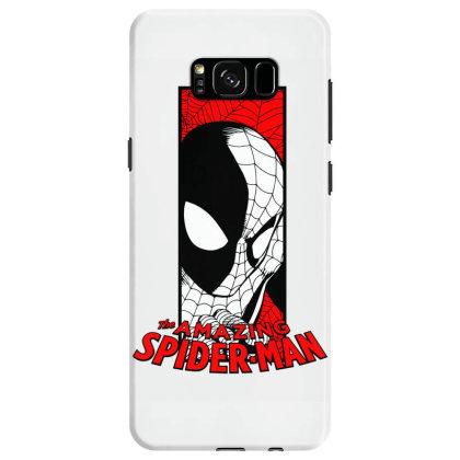 Spiderman Samsung Galaxy S8 Case Designed By Paísdelasmáquinas