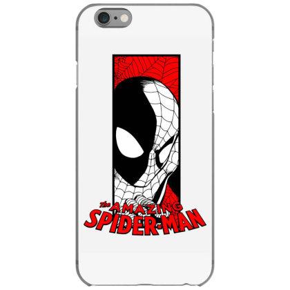 Spiderman Iphone 6/6s Case Designed By Paísdelasmáquinas