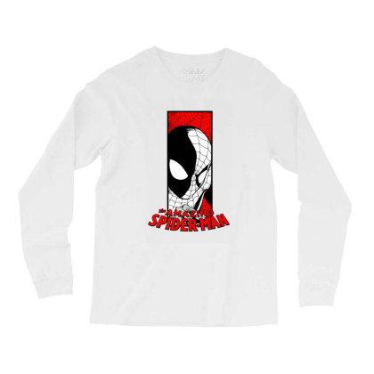 Spiderman Long Sleeve Shirts Designed By Paísdelasmáquinas