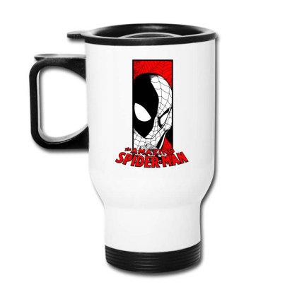 Spiderman Travel Mug Designed By Paísdelasmáquinas