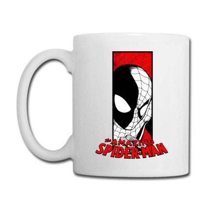 Spiderman Coffee Mug Designed By Paísdelasmáquinas
