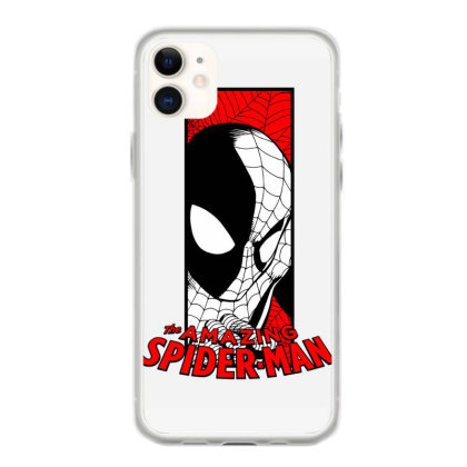 Spiderman Iphone 11 Case Designed By Paísdelasmáquinas