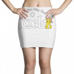 tove lo, alma, broods   sunshine kitty tour 2020 front Mini Skirts | Artistshot