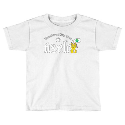 Tove Lo, Alma, Broods   Sunshine Kitty Tour 2020 Front Toddler T-shirt Designed By Decade870909