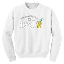 tove lo, alma, broods   sunshine kitty tour 2020 front Youth Sweatshirt | Artistshot