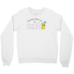 tove lo, alma, broods   sunshine kitty tour 2020 front Crewneck Sweatshirt | Artistshot