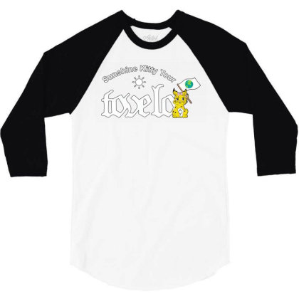Tove Lo, Alma, Broods   Sunshine Kitty Tour 2020 Front 3/4 Sleeve Shirt Designed By Decade870909