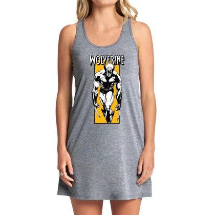 Wolverine Tank Dress Designed By Paísdelasmáquinas