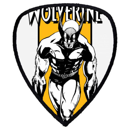 Wolverine Shield S Patch Designed By Paísdelasmáquinas