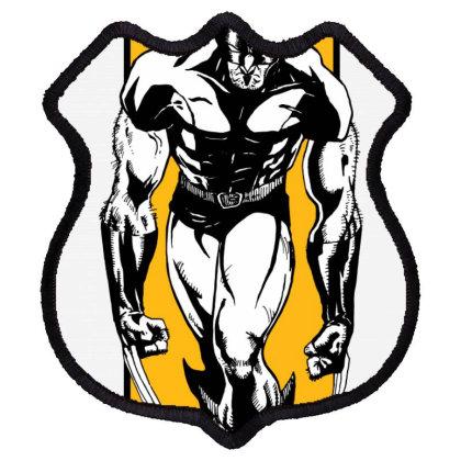 Wolverine Shield Patch Designed By Paísdelasmáquinas