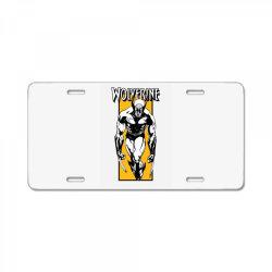 wolverine License Plate | Artistshot