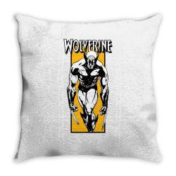 wolverine Throw Pillow | Artistshot