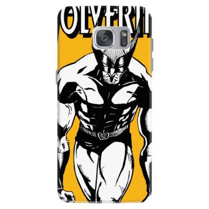 Wolverine Samsung Galaxy S7 Case Designed By Paísdelasmáquinas