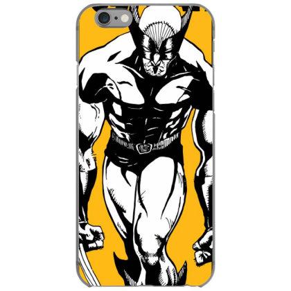 Wolverine Iphone 6/6s Case Designed By Paísdelasmáquinas