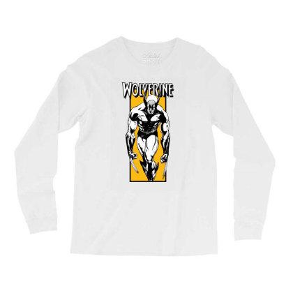 Wolverine Long Sleeve Shirts Designed By Paísdelasmáquinas