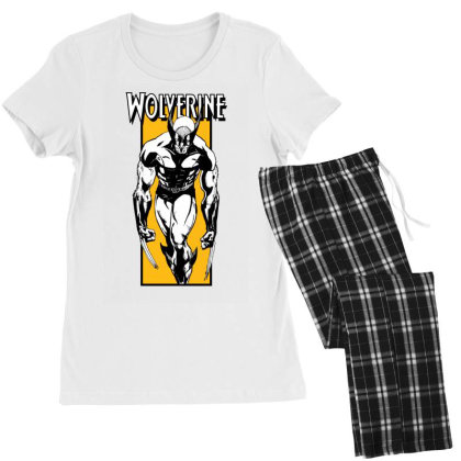 Wolverine Women's Pajamas Set Designed By Paísdelasmáquinas
