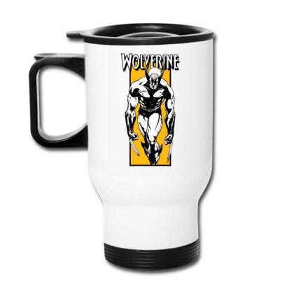 Wolverine Travel Mug Designed By Paísdelasmáquinas