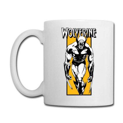 Wolverine Coffee Mug Designed By Paísdelasmáquinas