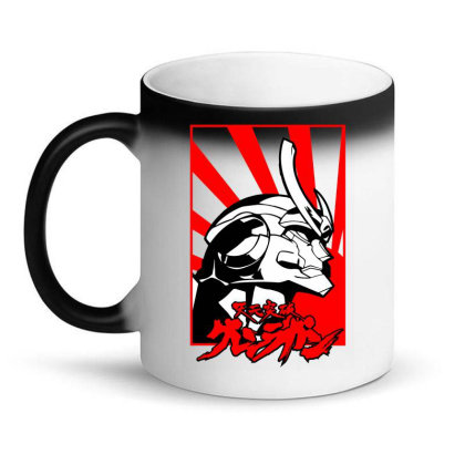 Gurren Lagann Magic Mug Designed By Paísdelasmáquinas