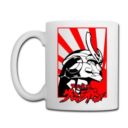 Gurren Lagann Coffee Mug Designed By Paísdelasmáquinas