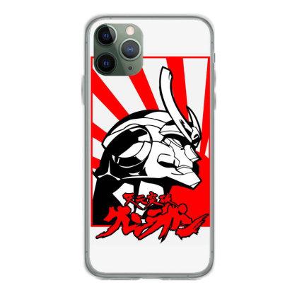 Gurren Lagann Iphone 11 Pro Case Designed By Paísdelasmáquinas