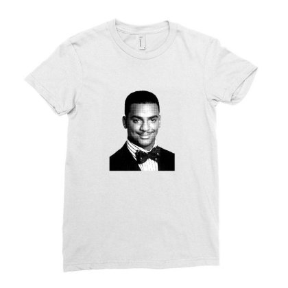 Carlton Banks Ladies Fitted T-shirt Designed By Connie