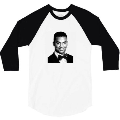 Carlton Banks 3/4 Sleeve Shirt Designed By Connie