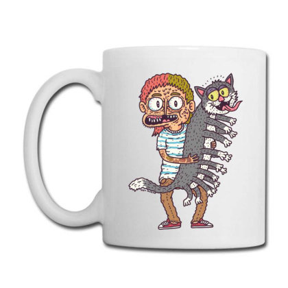Caterpillar Coffee Mug Designed By Hexyeah