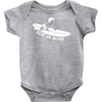Baby An Board Baby Bodysuit