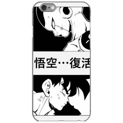 Dragon Ball Goku Vs Frieza Iphone 6/6s Case Designed By Paísdelasmáquinas